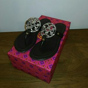 New Tory Burch Miller sandal size 7